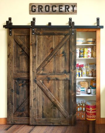 Pantry Barn Board Slider