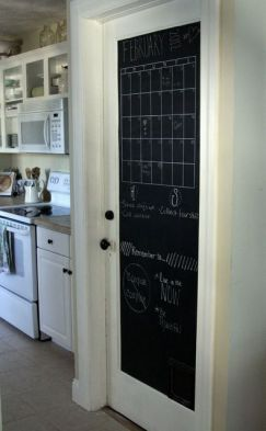Pantry Chalk Board 3