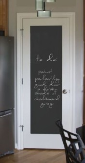 Pantry Chalk Board