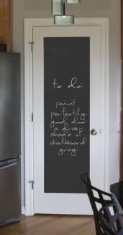 Pantry Chalk Board