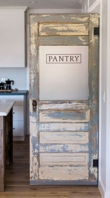Pantry Frosted Glass