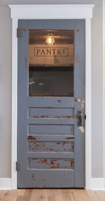 Pantry Window