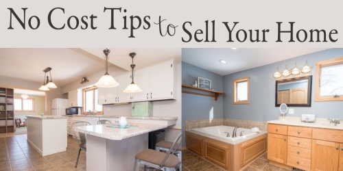 no cost tips to sell your home