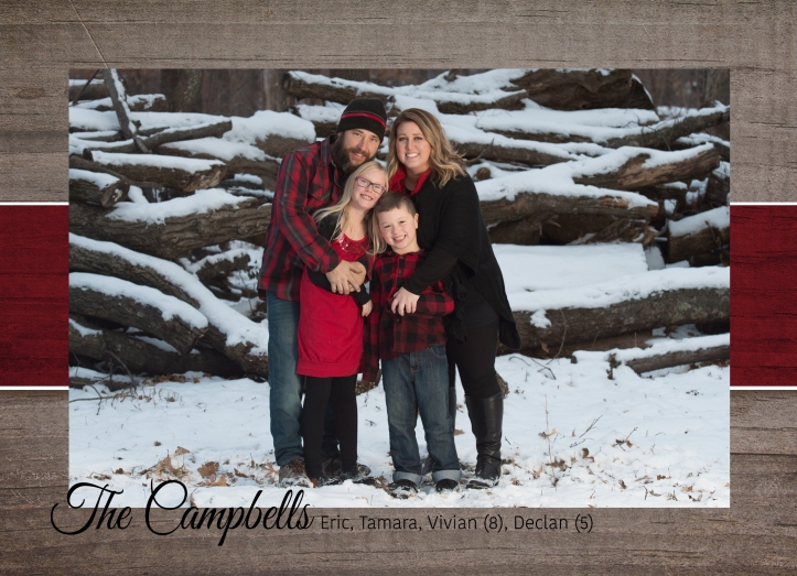 Christmas Card 2018 Campbells tamcam10