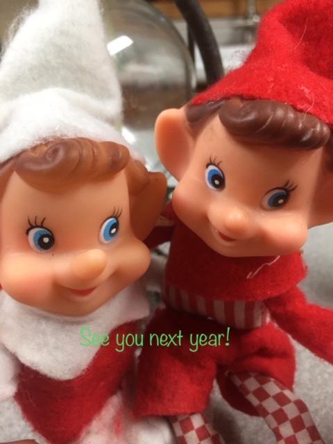 Elf on the Shelf Elfie Selfie Goodbye tamcam10