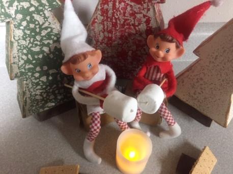Elf on the Shelf Smore tamcam10 1