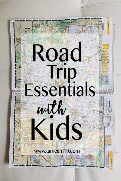 Road Trip Kids Travel Essentials tamcam10