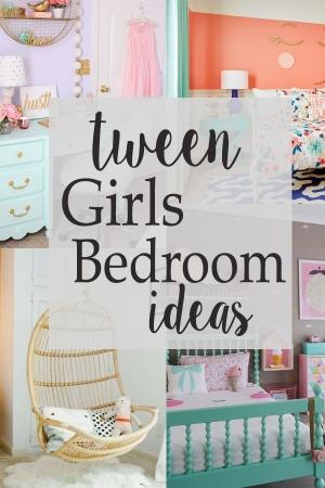 tween girls bedroom ideas