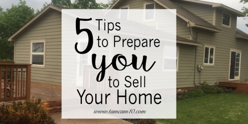 5 tips to prepare you to sell your home fi