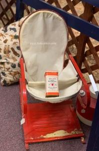 Vintage Johnson & Johnson Vintage Baby Seat tamcam10