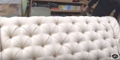Tufted Headboad DIY Video ALO