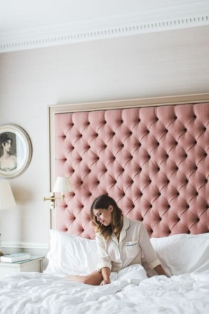 Tufted Headboard Tall Pink Diamond Tuft Favorites