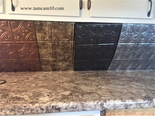 Ceiling Tin Kitchen Backksplash Ideas tamcam10
