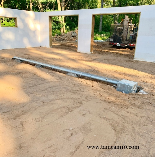 Garage Drain Home Building