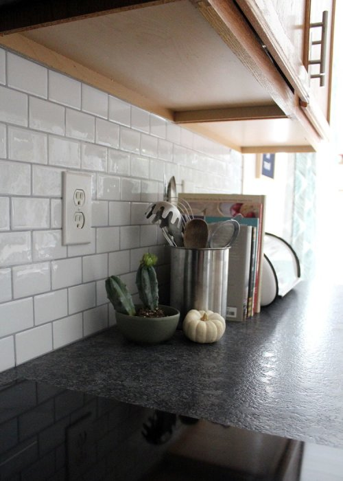 Kitchen Backsplash Ideas Peel and Stick tagandtibby