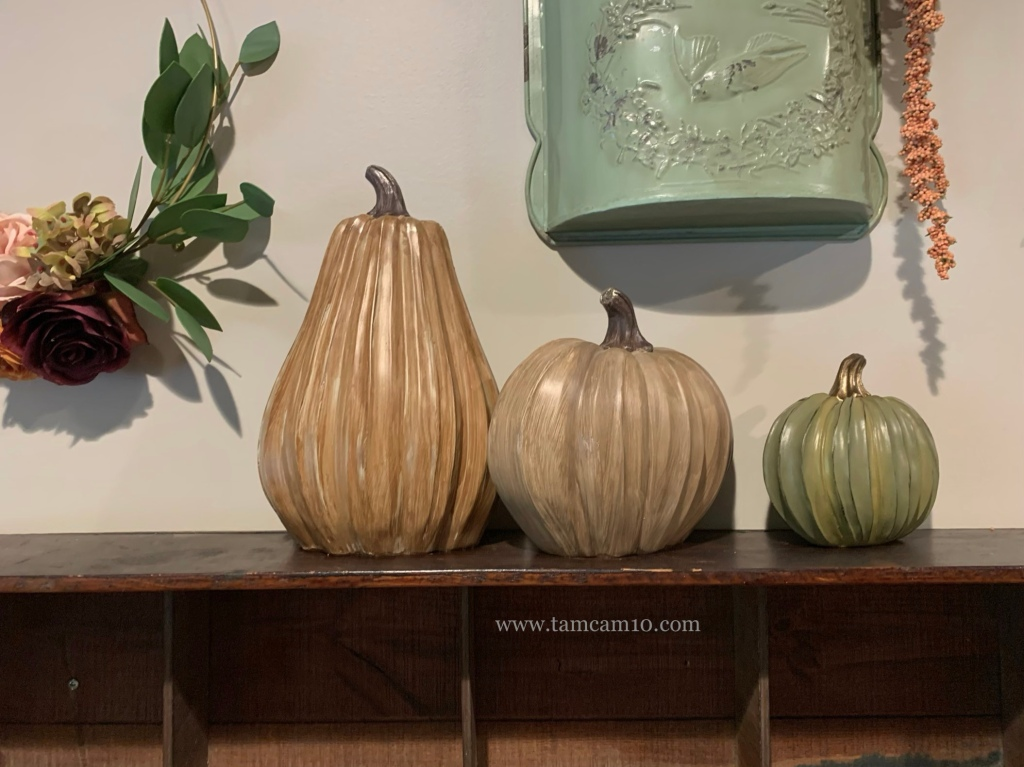 Fall Decor | Entry Way | Pretty Fall | Fall Decor Ideas | Pumpkins | tamcam10